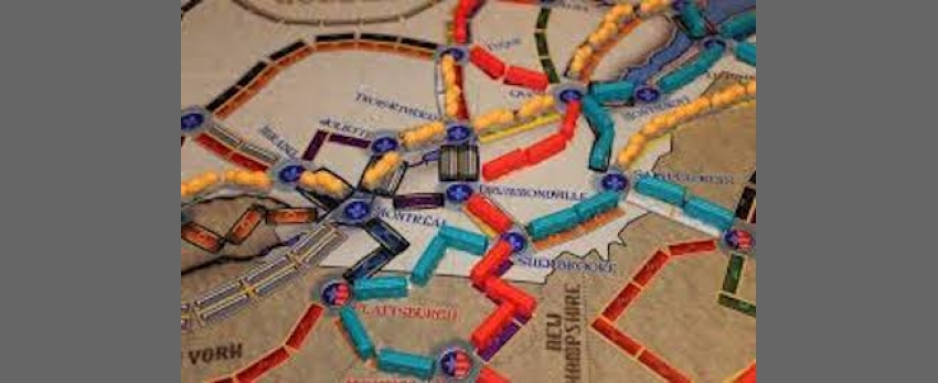 Aventuriers du rail - Le Ticket to Ride
