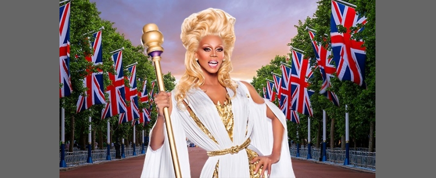 RuPaul's Drag Race UK Viewing Party!