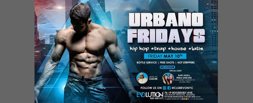 Urbano Fridays (NO COVER)