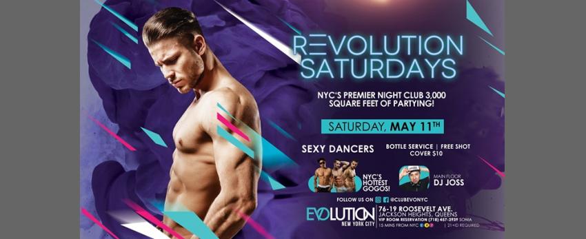 REvolution Saturdays
