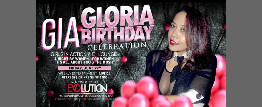 GIA Fridays (Girls In Action) Gloria'S B'day