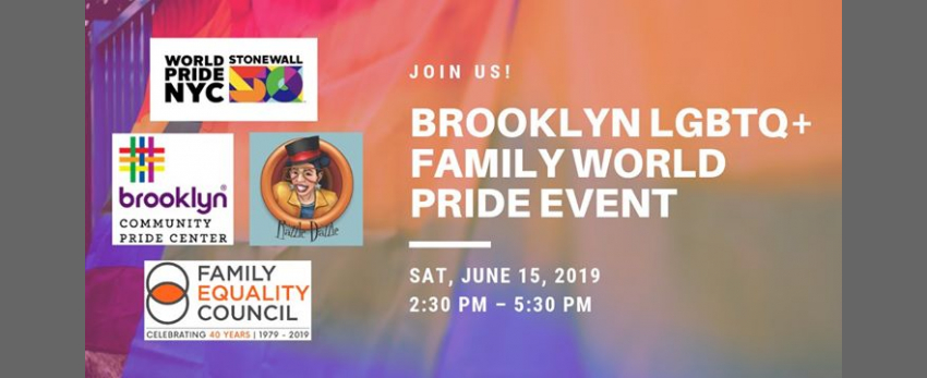 Brooklyn LGBTQ Family WorldPride Event