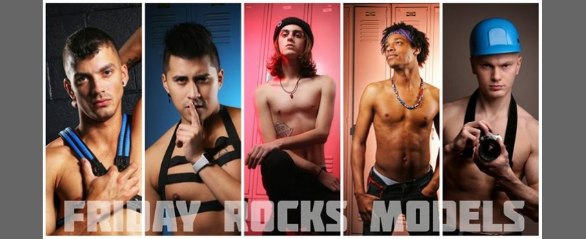 Friday Rocks Models