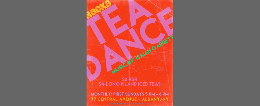 Tea Dance - Music by Isaiah Garrett