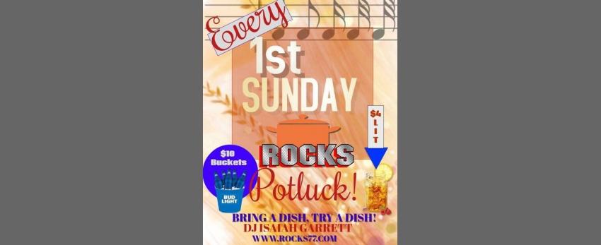 1st Sunday T-Dance PotLuck