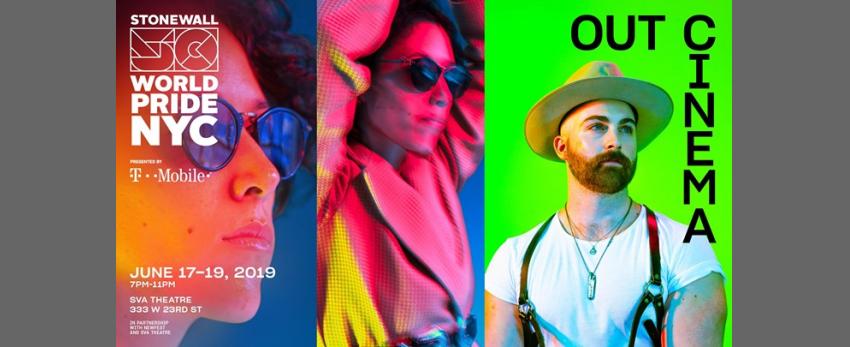 OutCinema: WorldPride 2019 | Stonewall 50