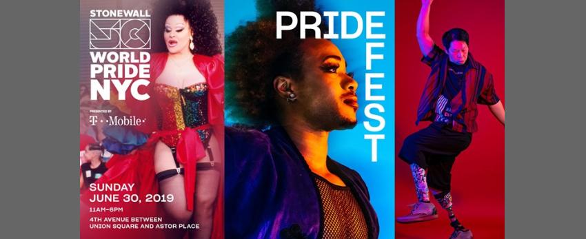 PrideFest: WorldPride 2019 | Stonewall 50