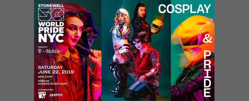 CosPlay & Pride: WorldPride 2019 | Stonewall 50