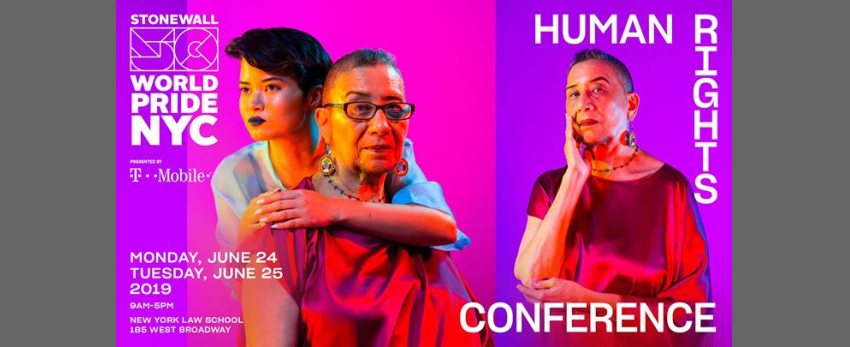 Human Rights Conference: WorldPride 2019 | Stonewall 50