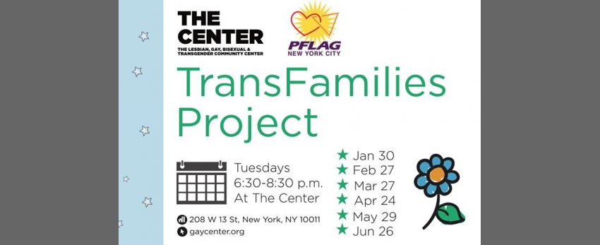 TransFamilies Project at The Center