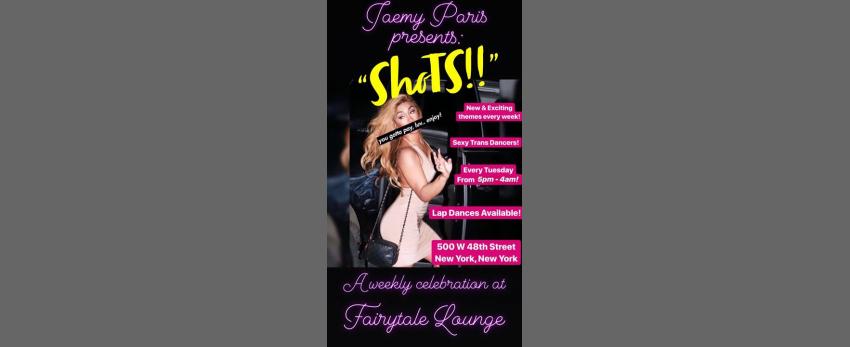 Jaemy Paris presents ShoTS