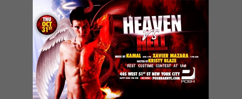 Heaven vs Hell (Halloween Night)
