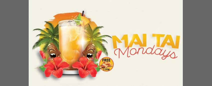 Mai Tai Mondays