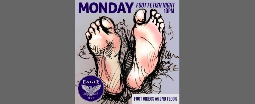 Foot Fetish Mondays