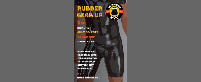 Rubber Gear Up July 2019