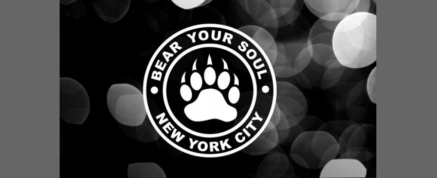 Bear Your Soul in New York on December 26th 2018 (After-Work