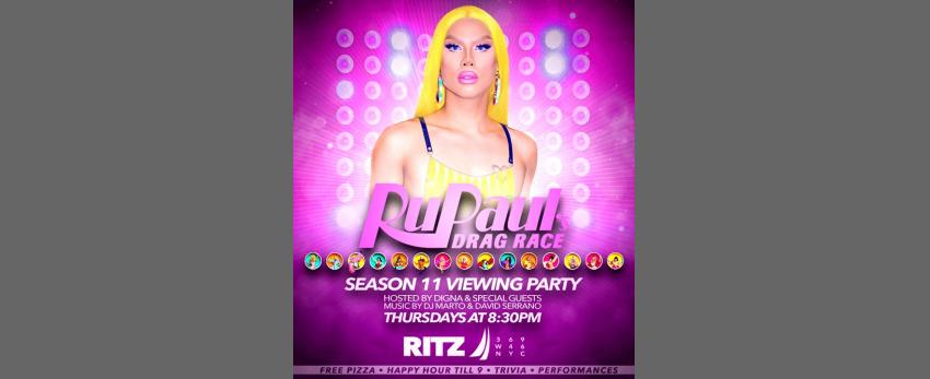 Season 11 Viewing Party