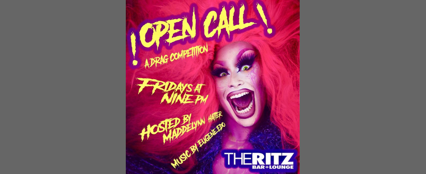 Open Call Drag Competition
