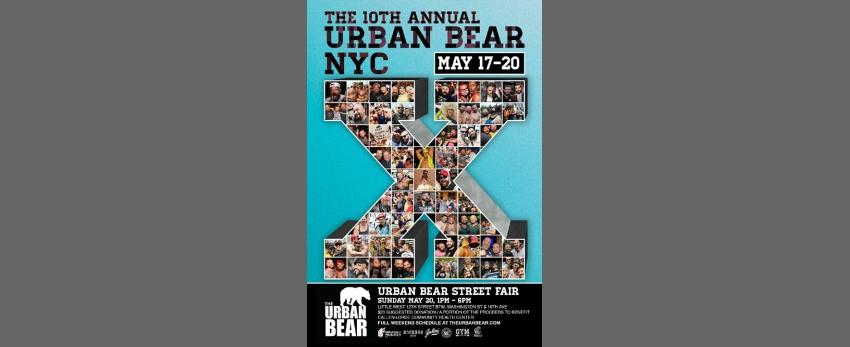 The 10th Annual Urban Bear NYC Weekend