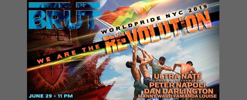 Brüt - Solidarity WorldPride Closing Event