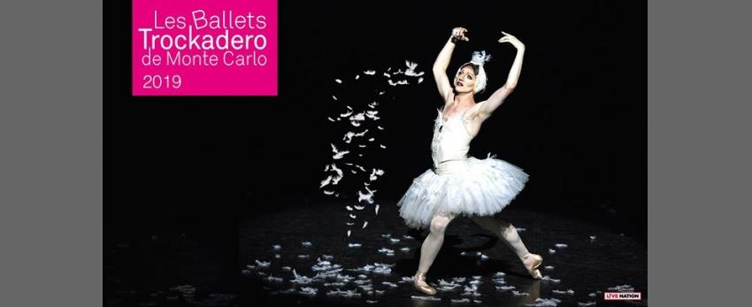 Peruuntunut: Les Ballets Trockadero, Kulttuuritalo 22-28.11.2019