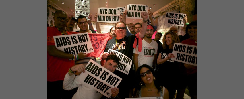 ACT UP/NY General Meeting