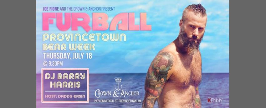 Furball Provincetown Bear Week 2019