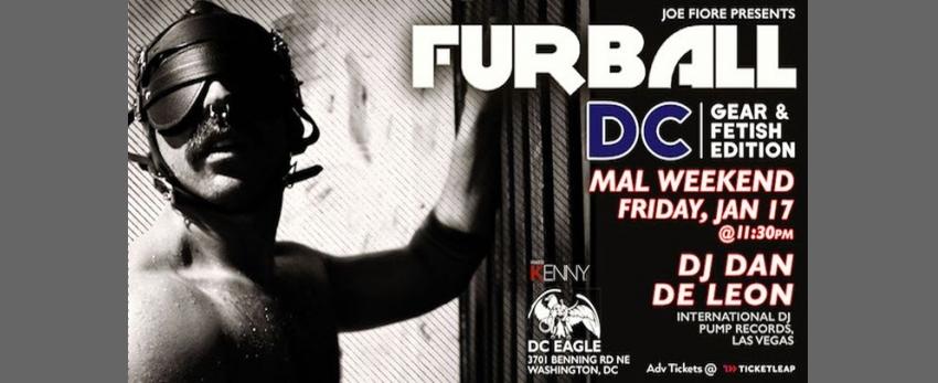 Tonite: Furball DC MAL Weekend // Fetish & Gear Edition