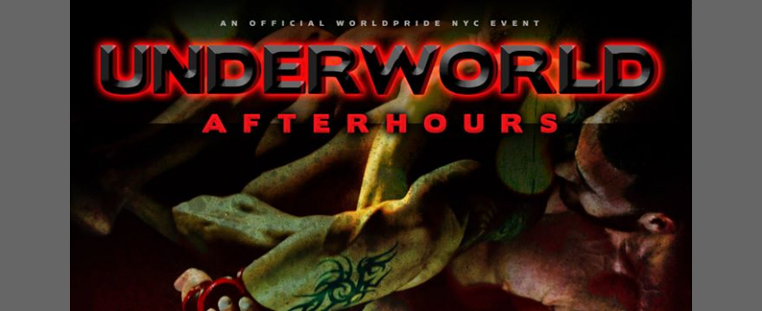 Underworld - Solidarity After Hours Event (WorldPride)