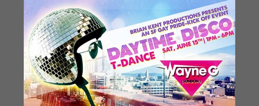 Daytime Disco on the Virgin Hotel Rooftop w/ DJ Wayne G
