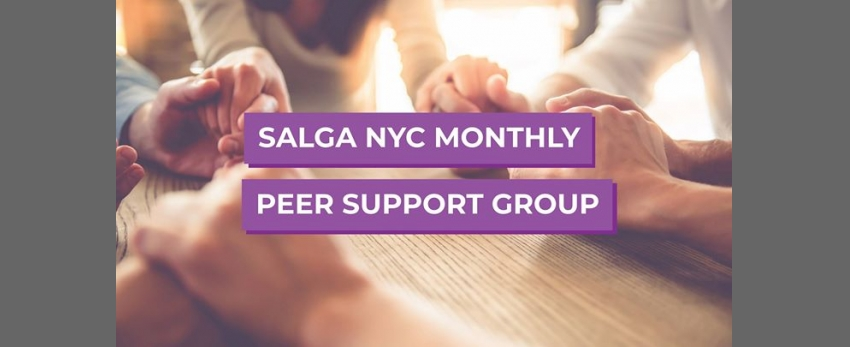 Join SALGA NYC at Peer Support Group