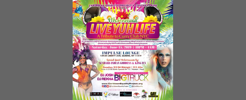 Live Yuh Life: A Tribute to Curry Club NYC
