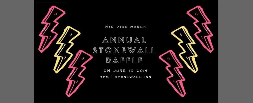 NYC Dyke March Annual Raffle