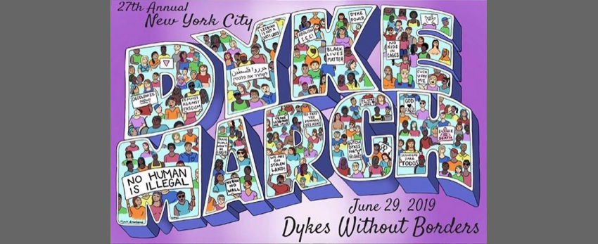 27th Annual NYC Dyke March