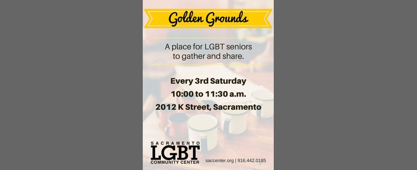 Golden Grounds LGBTQ Meetup