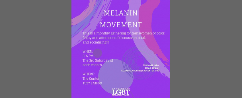 Melanin Movement