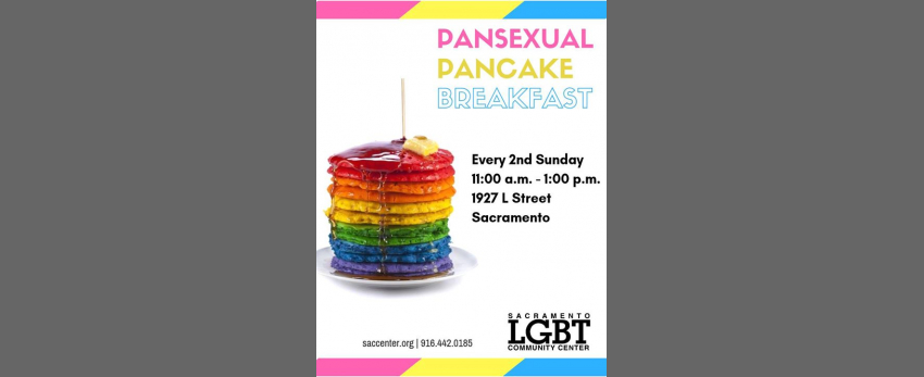 Pansexual Pancake Breakfast