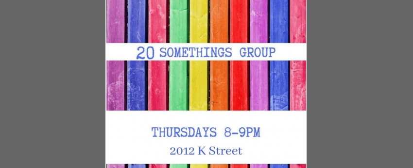 20 Somethings Group