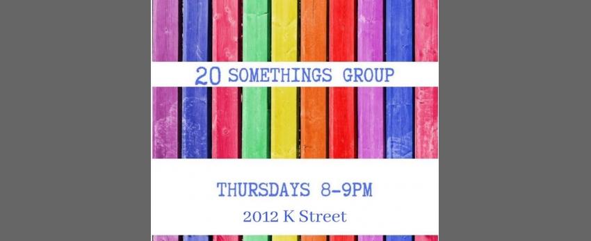 20 Somethings Group