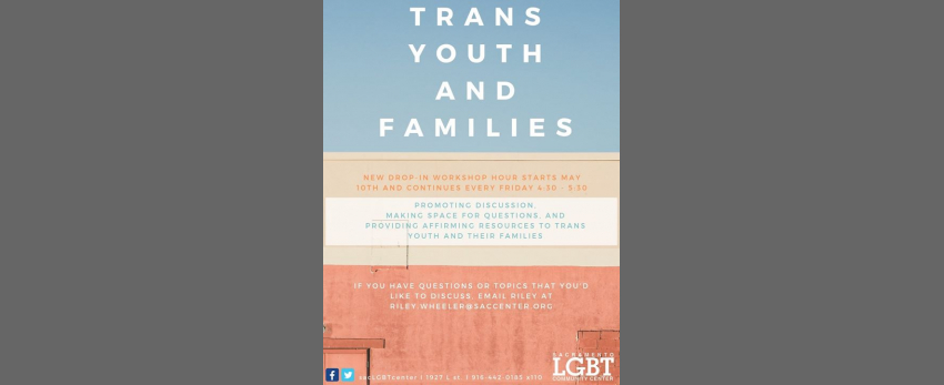 Trans Youth & Families Workshop