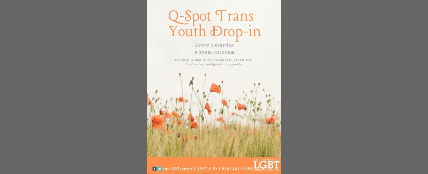 Trans Youth Drop-in