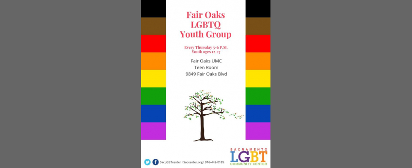 Fair Oaks Youth Group (Ages 12-17)
