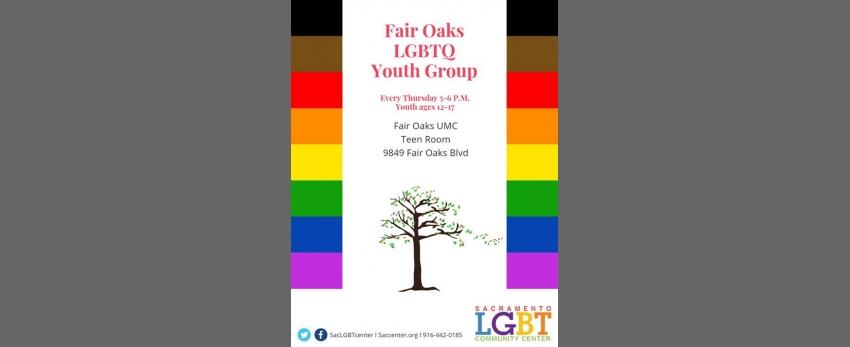Fair Oaks Youth Group (Ages 12-17)