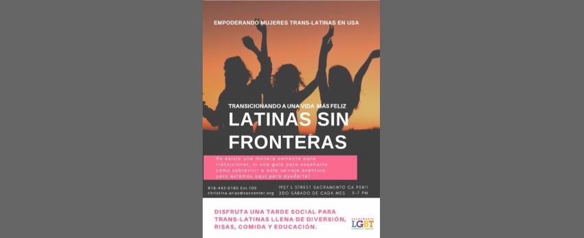 Latinas Sin Fronteras