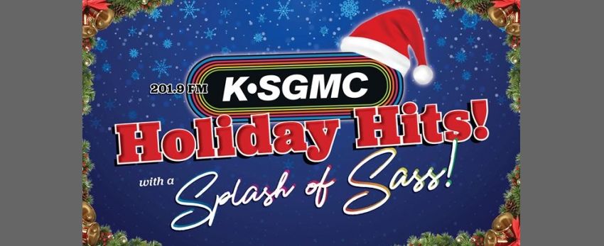 201.9 KSGMC Holiday Hits with a Splash of Sass