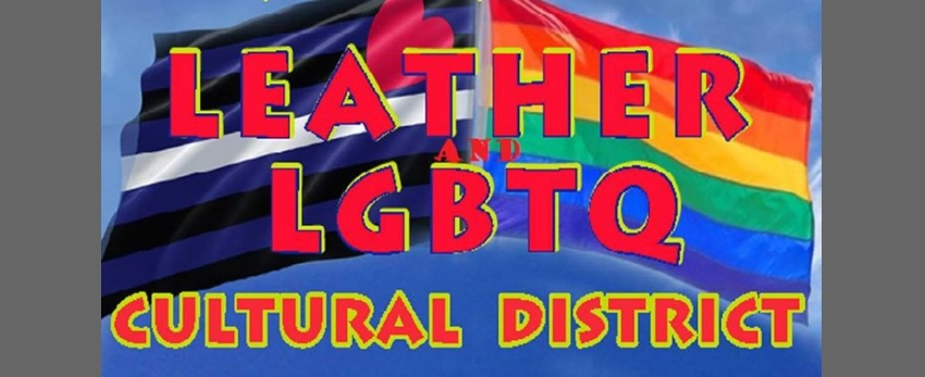 Leather and LGBTQ Cultural District Land Use Committee Meeting