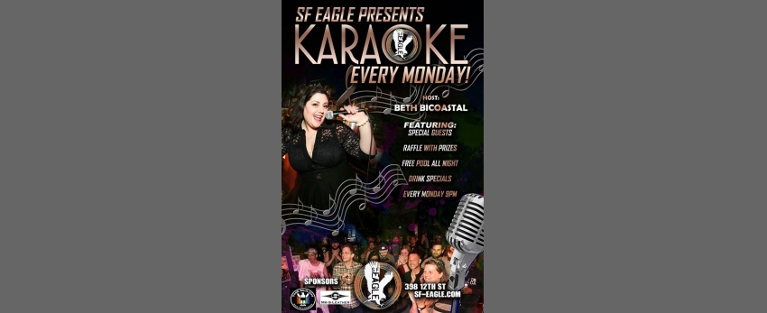 SF Eagle Karaoke
