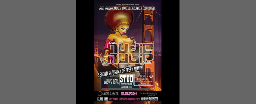11/9 - Nudie Nubie's SF :: Qtease at The Stud