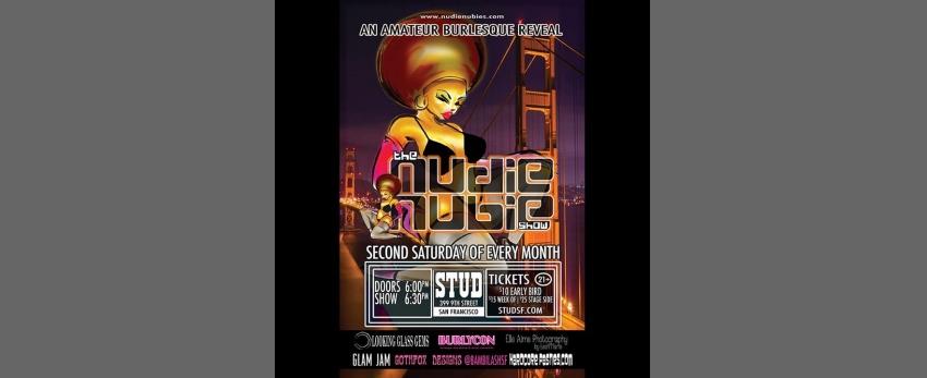 12/14 - Nudie Nubie's SF :: Qtease at The Stud