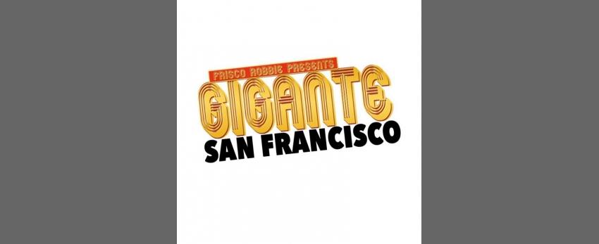 GIGANTE: LATIN & HIP-HOP SUNDAYS
